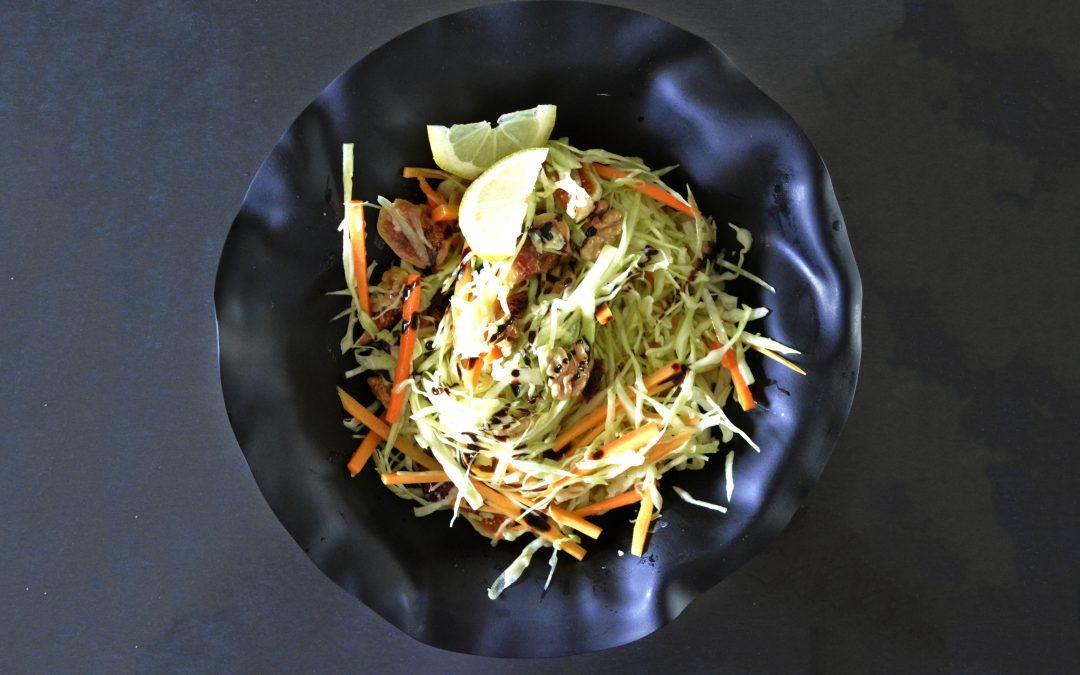 Salata cu morcov si varza