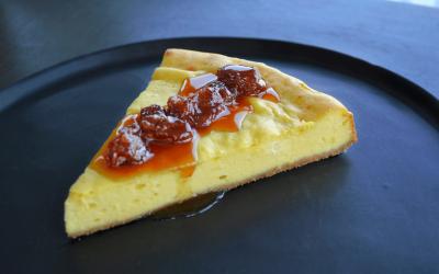 Cheesecake atenian