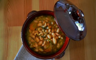 Fasolada / Supa de fasole